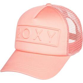 Roxy Brighter Day Trucker Cap Women terra cotta